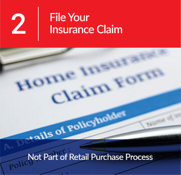 Step 2: File Your Insurance Claim